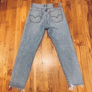 Levi's Jeans - Levi's x UO Wedgie Ankle Jean